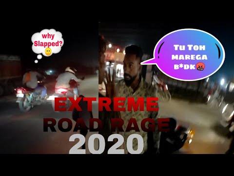 Extreme Road Rage in Dehradun 2020 | They Started Attacking with Helmet | daily observation