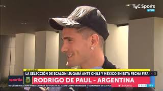 Rodrigo De Paul: