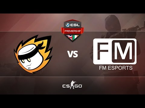 [CSGO] - FM Esports vs MnM Gaming - G1 - Grand Final - ESL Premiership