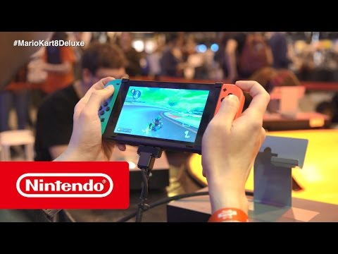 Mario Kart 8 Deluxe - ¡Juega en equipo! (Nintendo Switch)