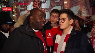 Arsenal 3-1 AC Milan   Coming From 1 Nil Down Showed Strong Mentality (Jack)