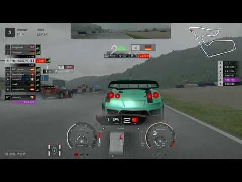 GT Sport - FIA Nations - S1 M5 - Course Indécise - 09.10.2019 - PEM Racing TV