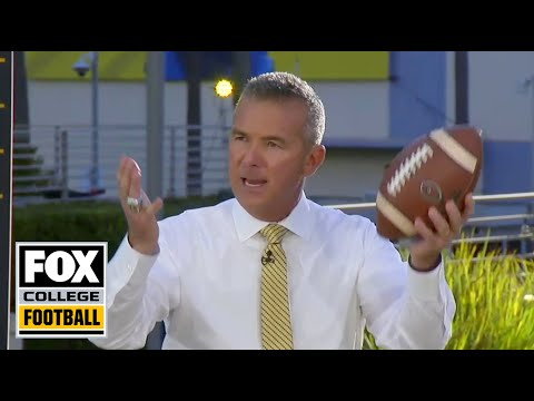 Urban's Playbook: Coach Meyer lays out the importance of the competitive spirit | CFB ON FOX