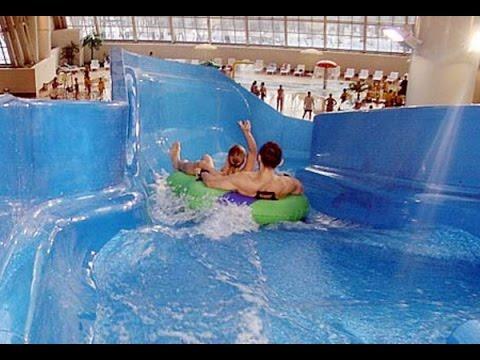 В Красноярске появится аквапарк на 3 тысячи мест