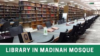 Library of the Prophet's Mosque