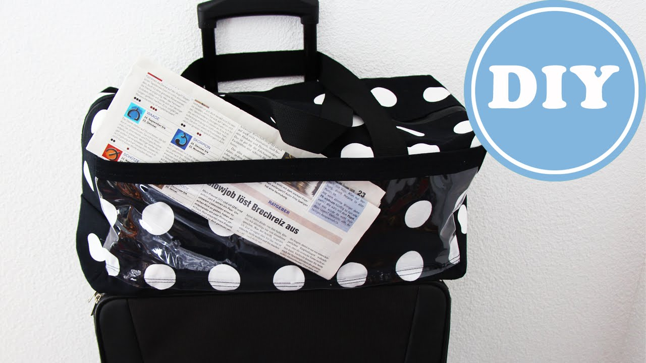 boxbag als koffertasche zum aufsetzen n hen diy ikea stoff youtube. Black Bedroom Furniture Sets. Home Design Ideas
