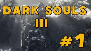 Скачать Прохождение Dark Souls III 1 Проклятая ящерица