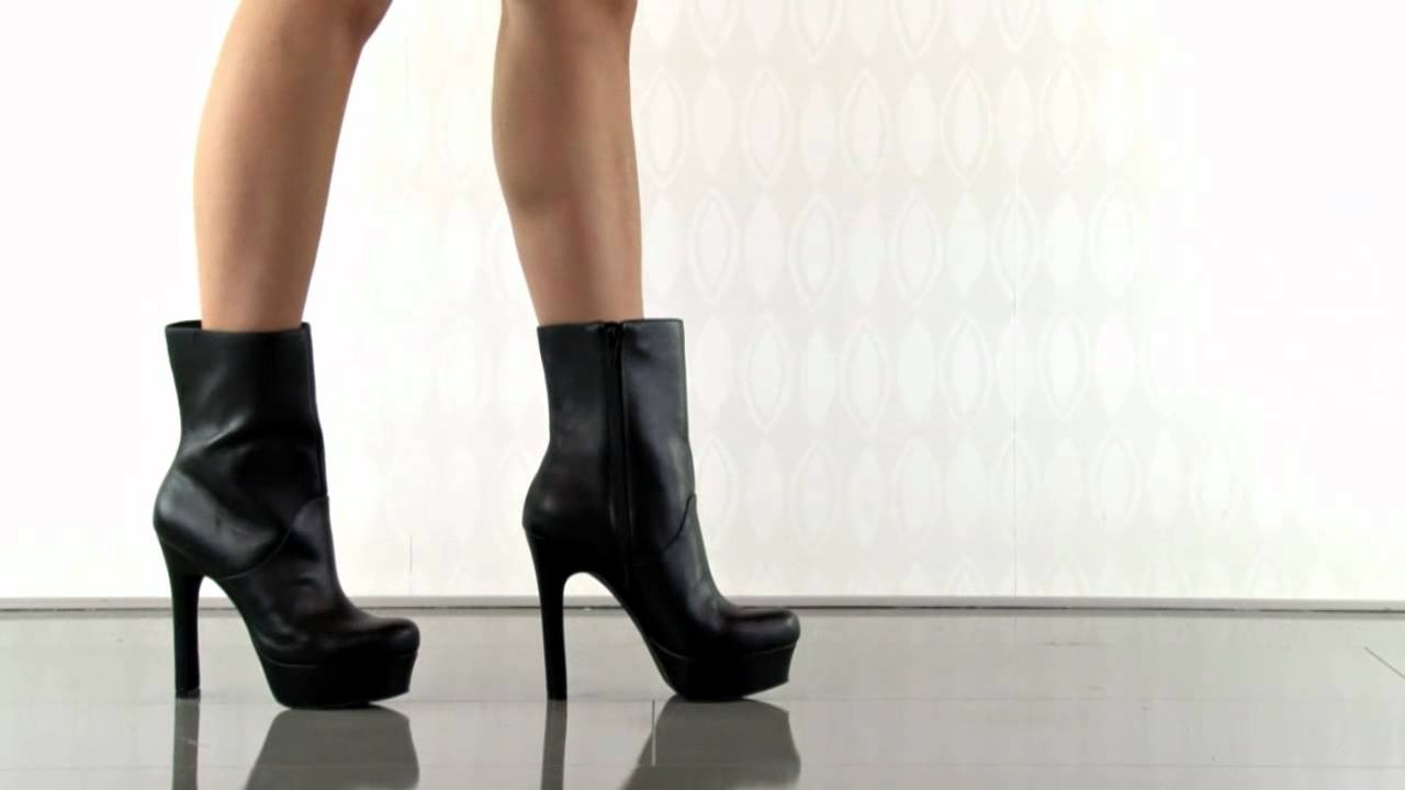 2e8d4944272e Fram in Black Alaskan Leather Jessica Simpson - YouTube