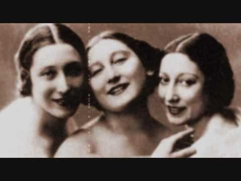 Le Canzoni Perdute - Il Trio Lescano - La canzone delle rane - Rarità 002