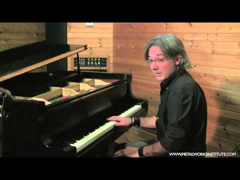 How to Play Rock 'n Roll Piano Demonstration