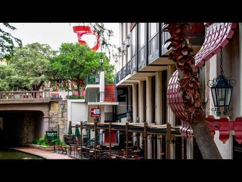 Hilton Palacio Del Rio On The San Antonio River Walk - Video Tour