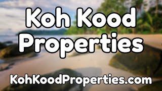 Koh Kood Properties