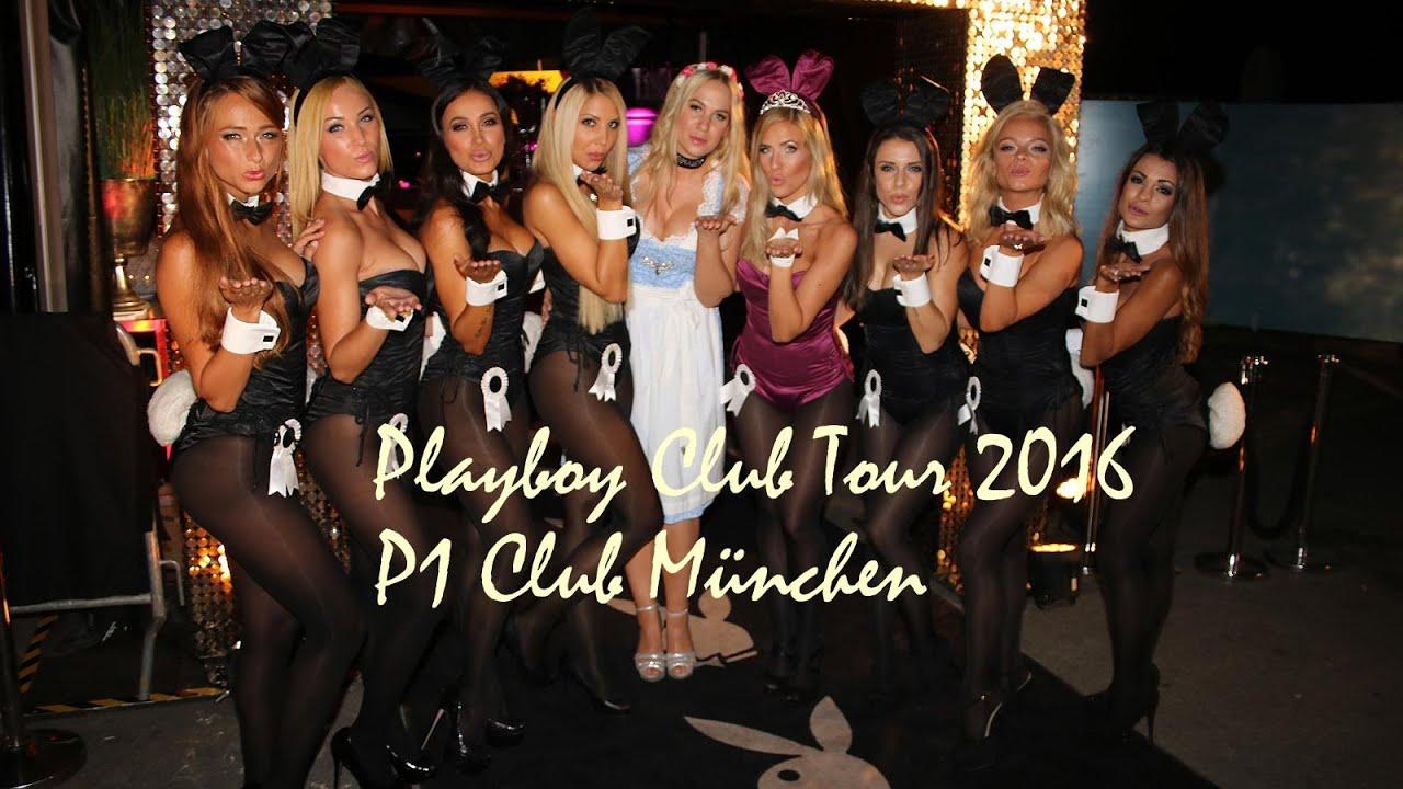 Playboy Club-Tour 2016 @ P1 Club, München am 10.09.2016 - YouTube