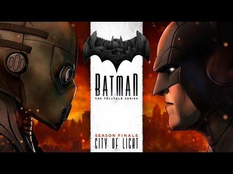 Batman Episode 5 City of Light