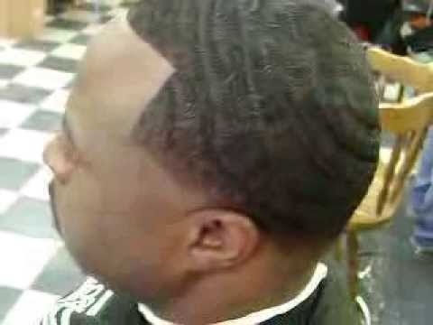 BLACK MEN TEMP FADE HAIRCUTS BY ALEX CAMPBELL ATLANTAS #1 BARBER BLACK MENS  HAIRCUTS