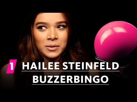 Hailee Steinfeld im 1LIVE Buzzerbingo   1LIVE