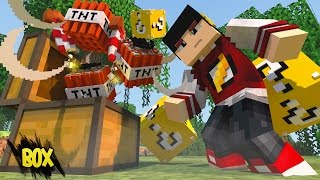Minecraft: ESCADONA PANDORA BOX - CAIXA DESTRUIDORA ‹ AM3NIC ›