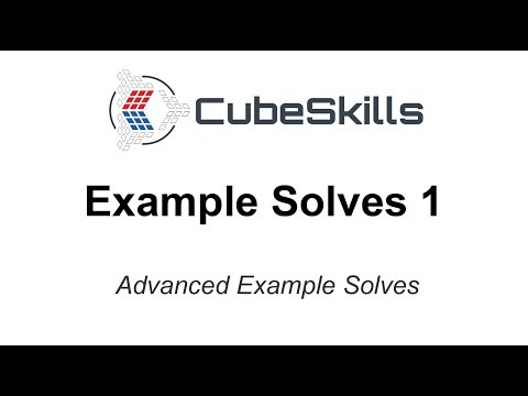3x3 Advanced Example