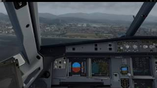 Xplane 11 версия 11.30. Экспериментальная  полетная модель. Видео 4
