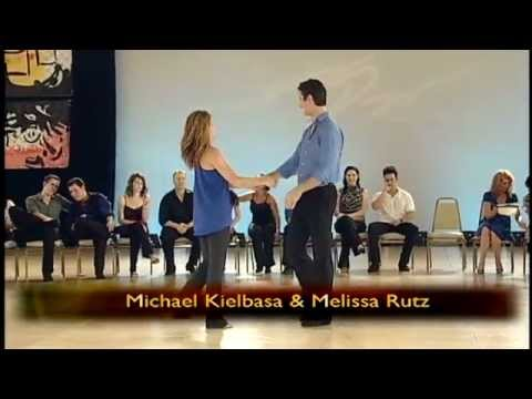 Melissa Rutz & Michael Kielbasa Swingdiego 2012 Champions Strictly Swing