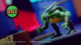Süper Esnek Ninja Kaplumbağalar