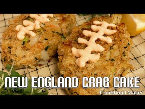 Patriots Crab Cake