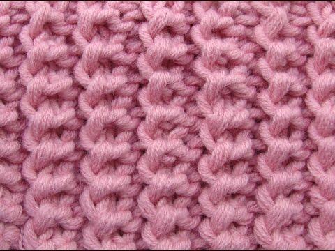 Узоры для вязания спицами пошагово 3