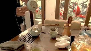 Чайная церемония на Бали