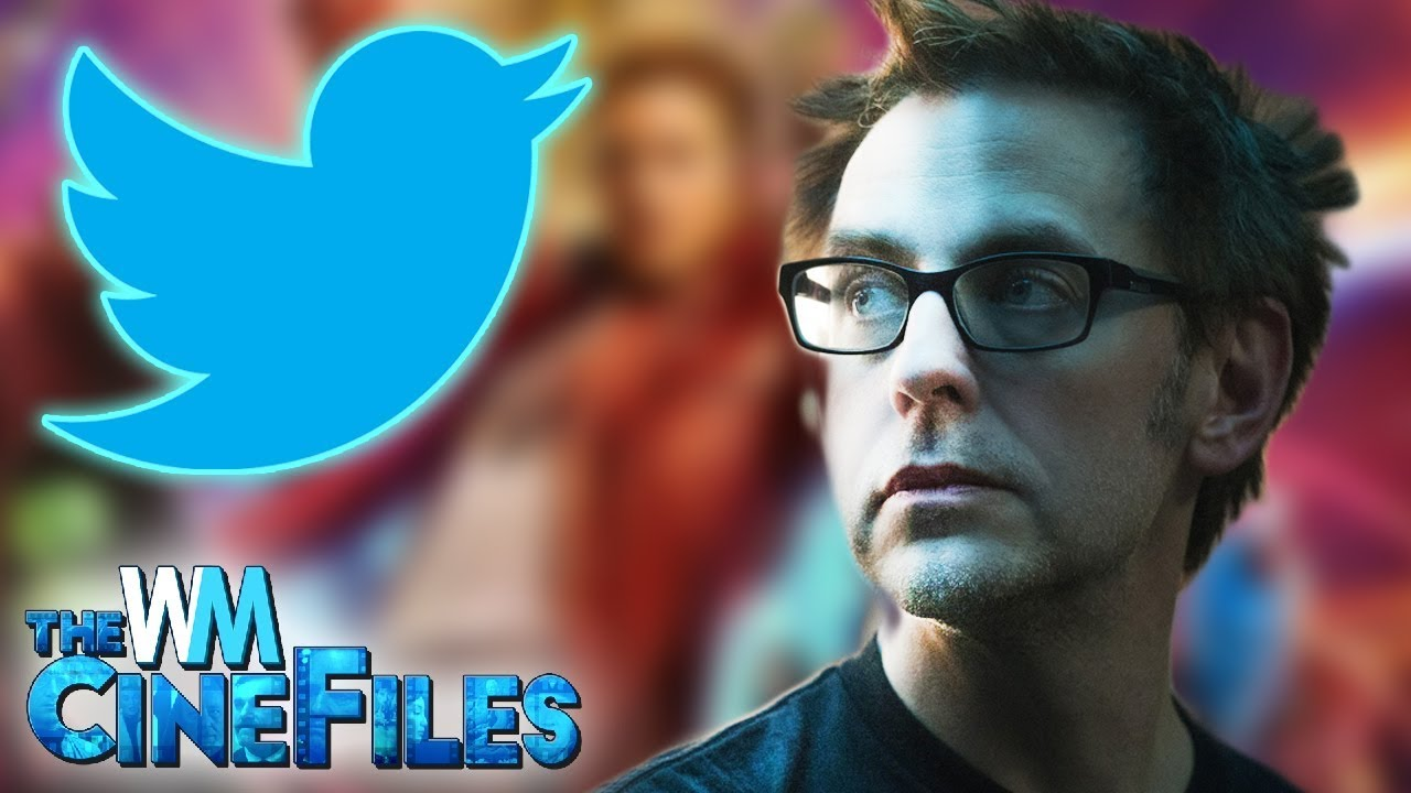 Petition to REHIRE James Gunn Earns 300,000 Signatures – The CineFiles Ep. 82