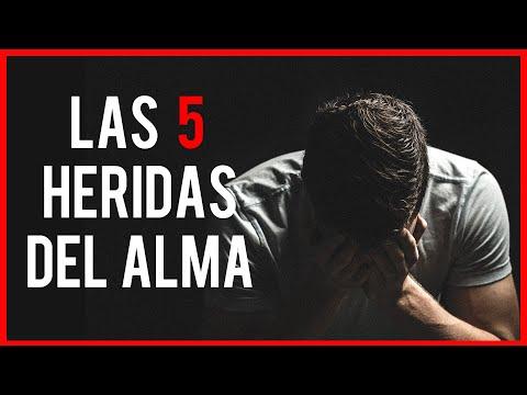 Las 5 Heridas Del Alma. Cómo Quitarnos Las Máscaras Que Nos Hacen Sufrir