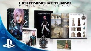 Lightning Returns: Final Fantasy XIII Collector