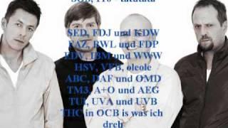 Fanta 4 MFG mit Text