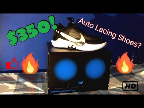 download Nike Adapt BB Unboxing - Futuristic Self Lacing Sneakers