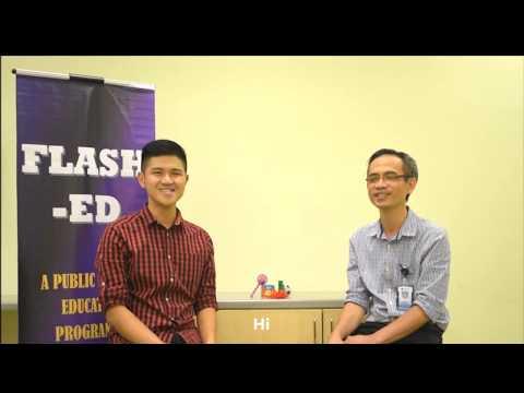 Flash-Ed The Show Episode 1 - Immunization in Malaysia