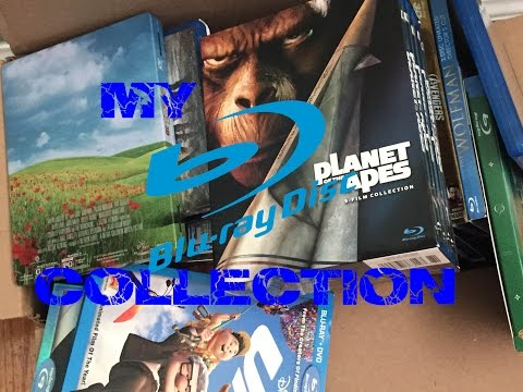 My Blu Ray Collection