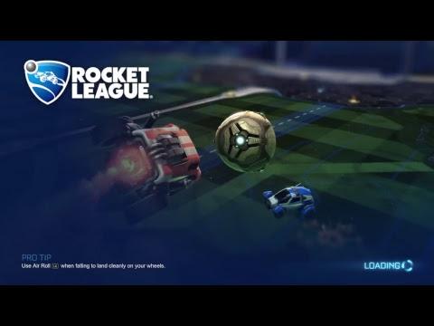 Rocket league - double fake
