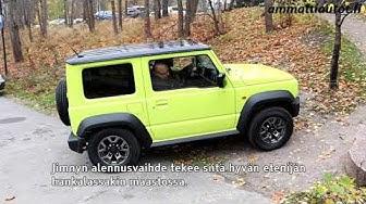 Suzuki Jimny 4th Generation release in Finland