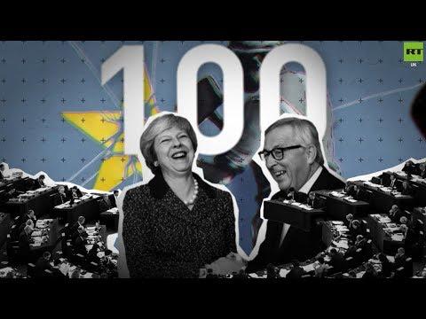 100 days until Brexit