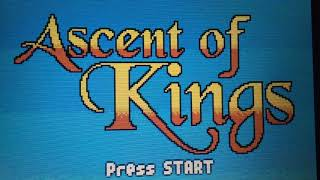 Budget  3DS Game Reviews- Ascent of Kings