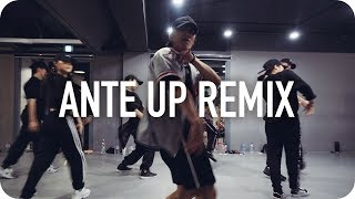 Скачать Ante Up Remix M O P Ft Busta Rhymes Teflon Remy Martin Junsun Yoo Choreography