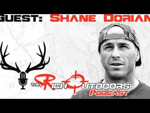 Shane Dorian Interview on Hunting/ Full Episode/ The Rich Outdoors (Podcast)