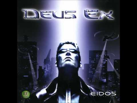 Deus Ex Soundtrack - Majestic 12 (Full Version)