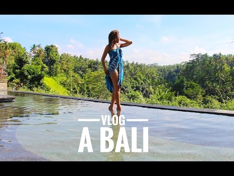 VLOG Bali - Sun, Pool, Adventure, Luxe and Rice :-D