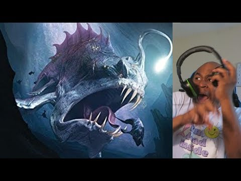 THE OCEAN IS WAY DEEPER THAN YOU THINK #12(Only Watch If Your Scared Of Huge Underwater Monsters!!)