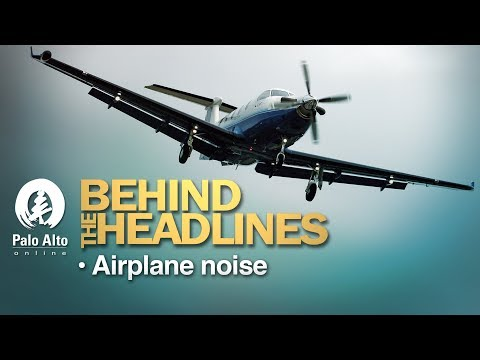 Behind The Headlines - Airplane Noise