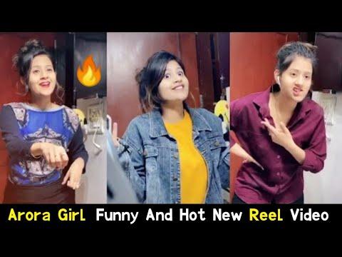 Arora Girl Sexy And Hot Dance || New Video Of Arora Girl ||Anjali Arora.