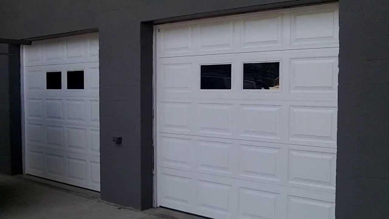 Some Doorlink 3610 Commercial Garage Doors In Aurorail For The Food