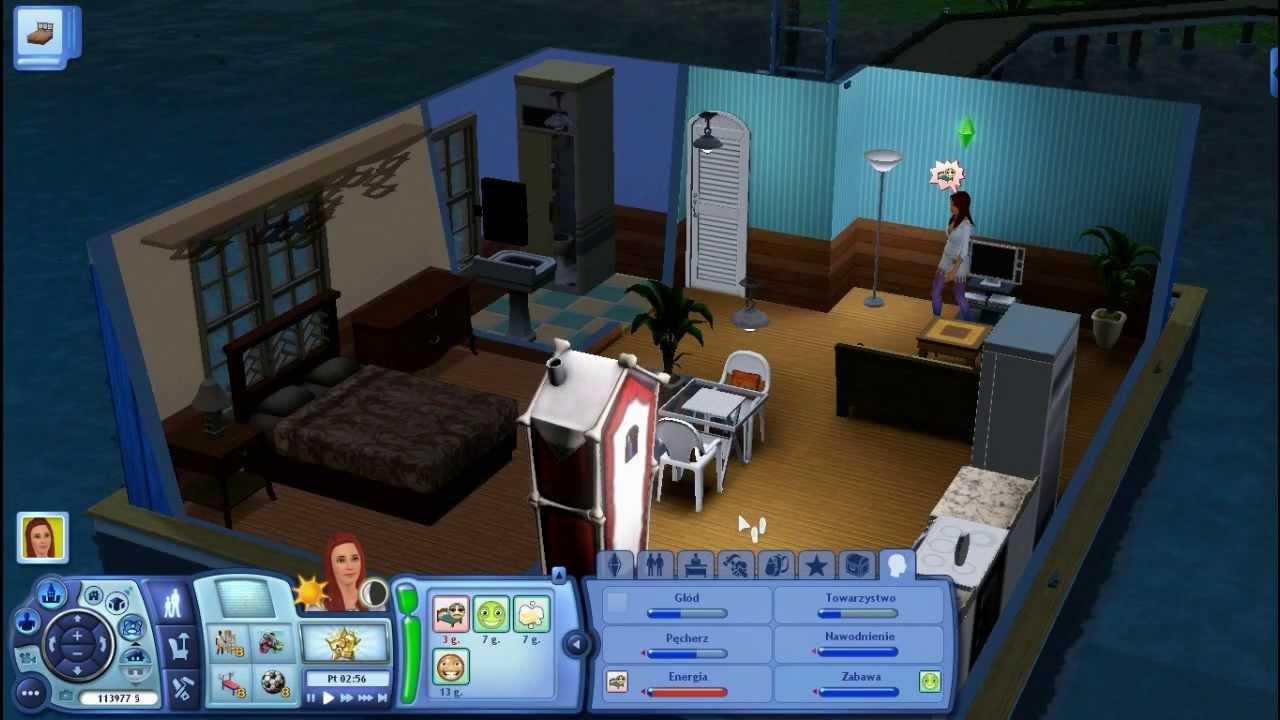 The Sims 3 Rajska Wyspa Cinemapichollu