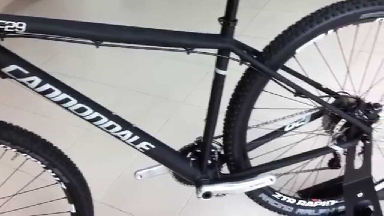 Cannondale F29 Carbon 4 Tuned By 3hcycles Youtube