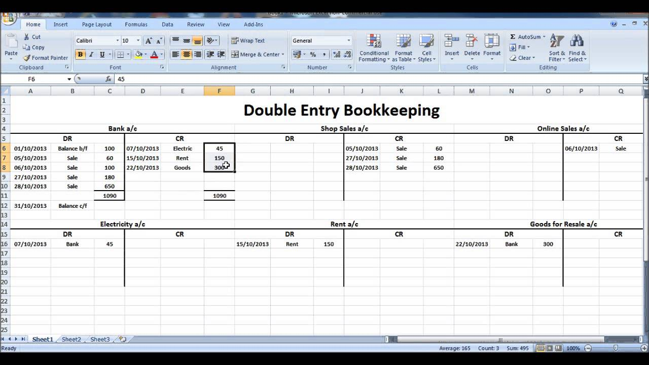 free online bookkeeping course  9